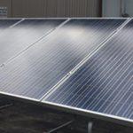 FEMA-1 Pre-fab Solar Support Structure