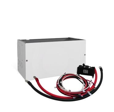 Schneider Conext Distribution Panel Conduit Box Second