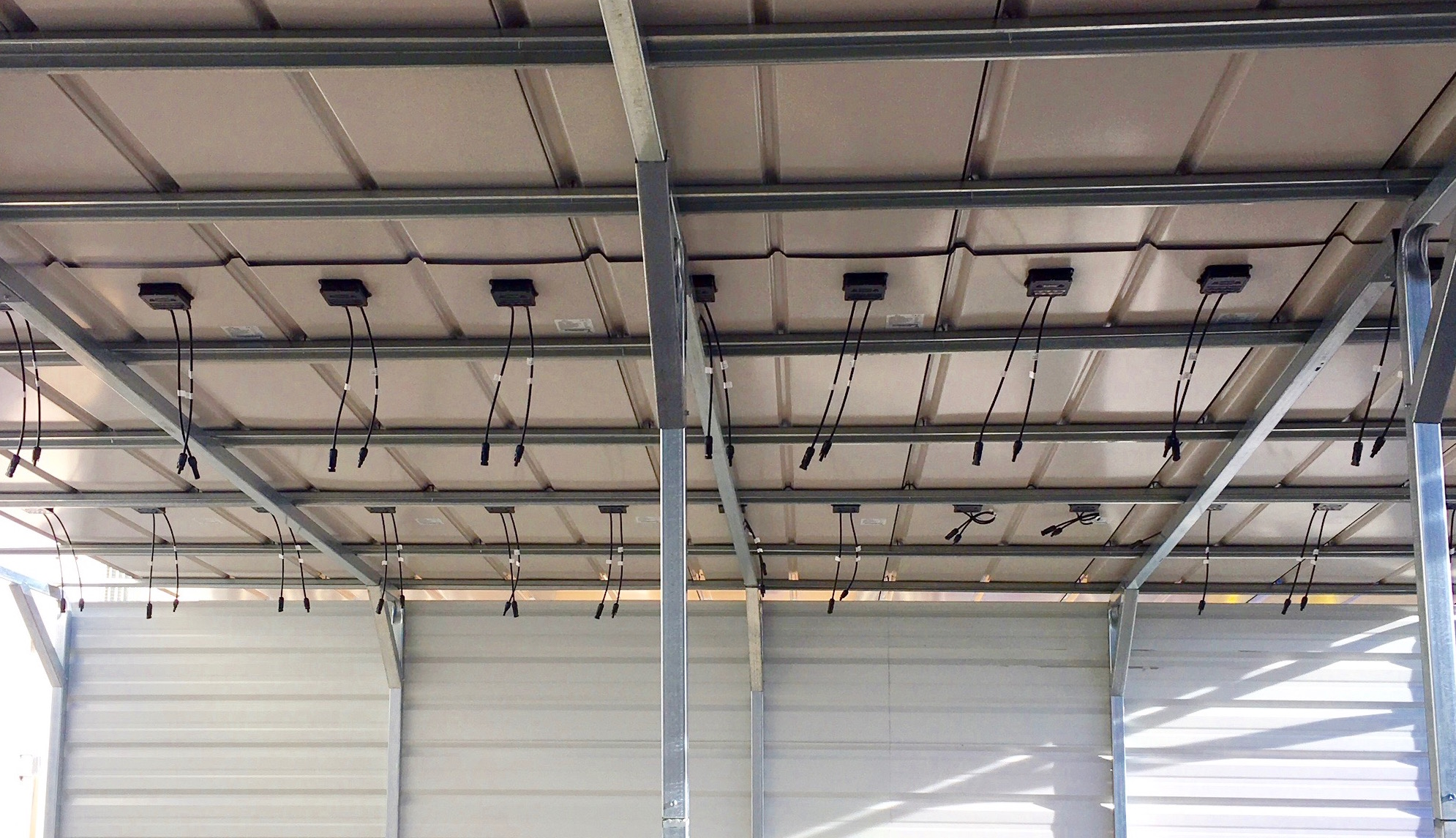 Sunnycal Solar Provides Carport For Homes And Businesses Wiring Diagram Fluorescent Lights With Prev