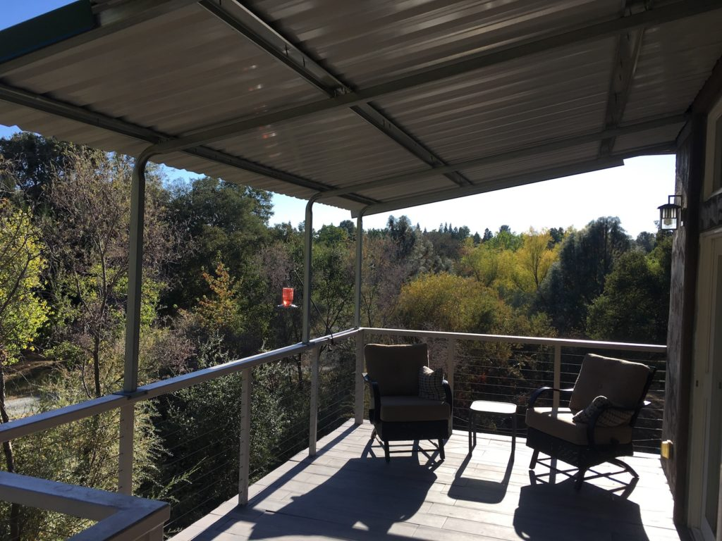 Patio Cover In Valley Springs