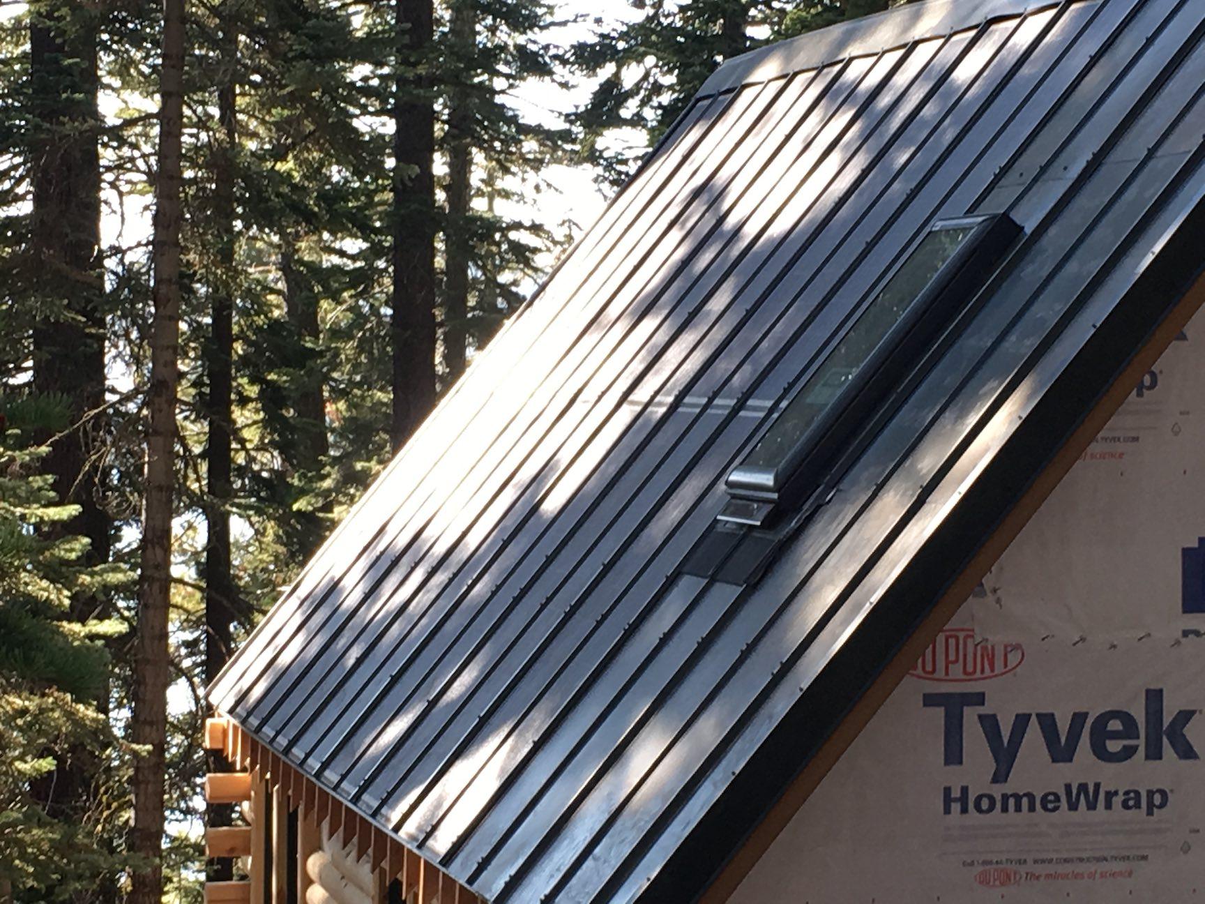Steel Roof Solar Sunnycal Solar Inc