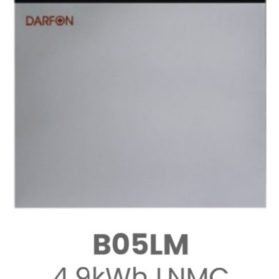 5kWhr Lithium Battery