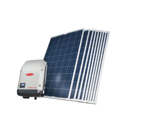 DIY Solar kit for ground mount