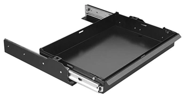 RV Battery Tray with Extension Guides