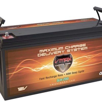 200Ahr solar battery