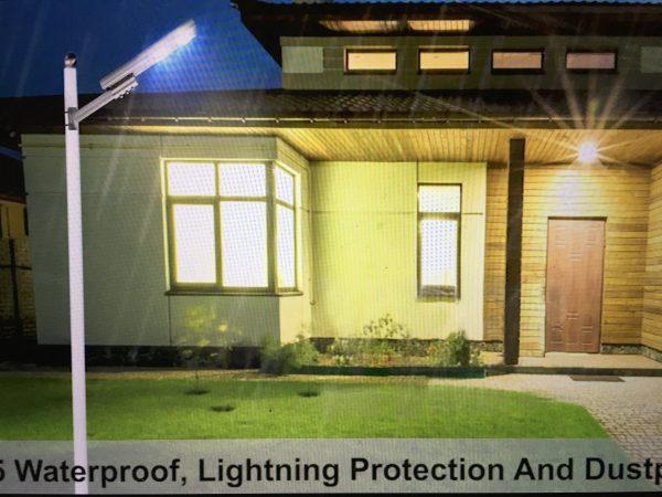 Pic of LED Street light