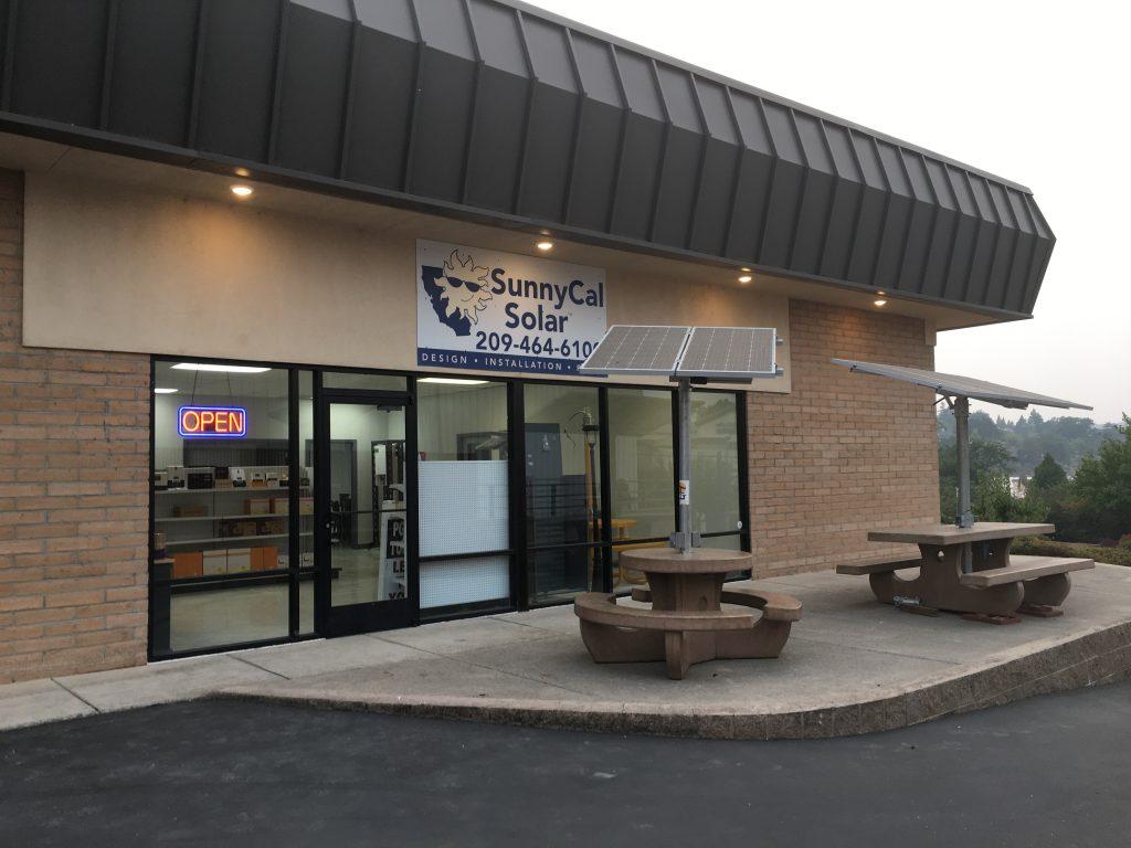 SunnyCal Solar Store