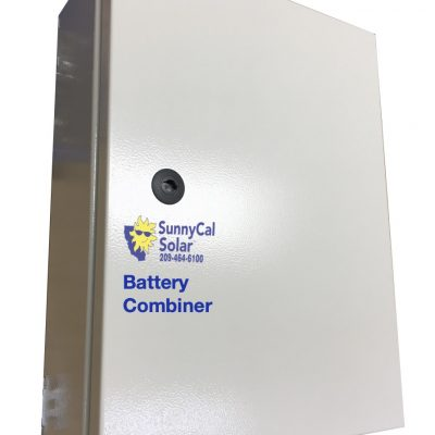SunnyCal Battery Combiner