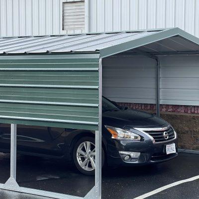 EV Solar Carport
