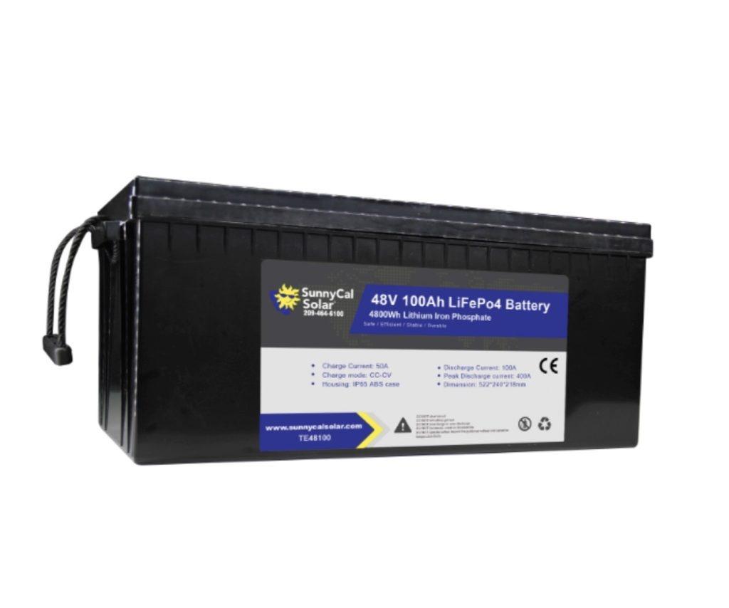 5kw High Surge LiFePo Battery