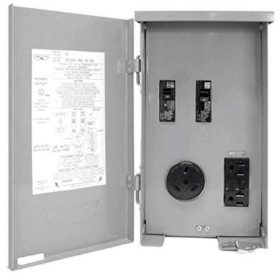 30A Breaker Panel For Solar