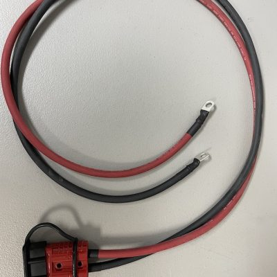 100A battery cable for Solar-To-Go products
